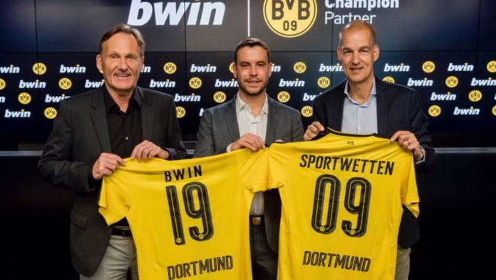Bwin заключил спонсорское соглашение с дортмундской Боруссией