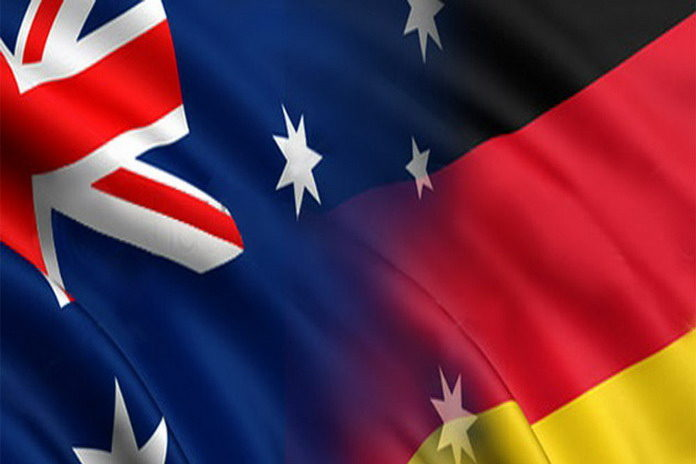 Австралия - Германия