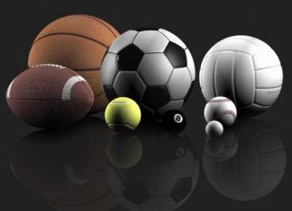 Различные виды спорта